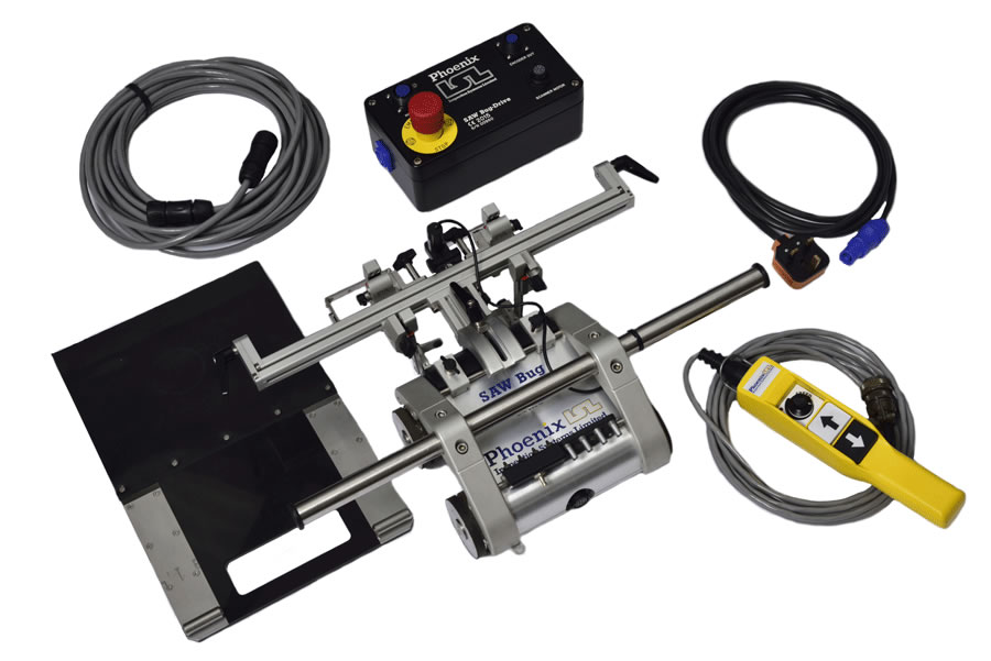SAW Bug: Scanner Motorizado para Inspeção de Solda