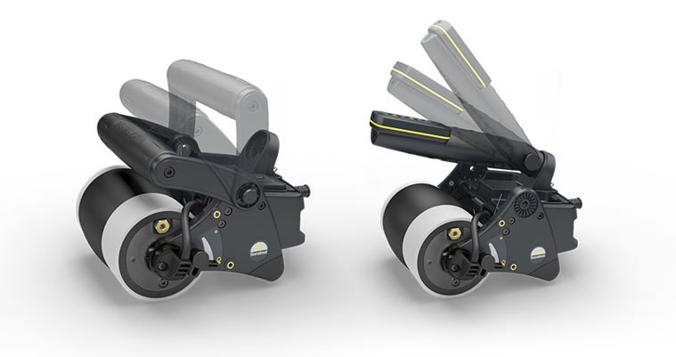 ultrassom phased array wheelprobe