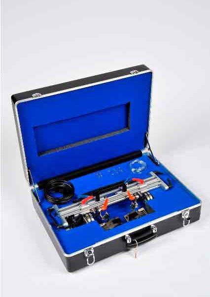 Scanner manual para Inspeção de Soldas - MultiMag Phoenix ISL