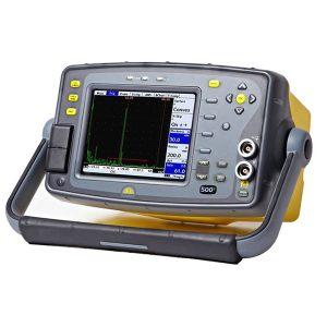 detector de falhas sitescan 500 sonatest