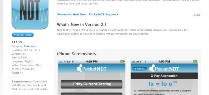 pocket-ndt-app