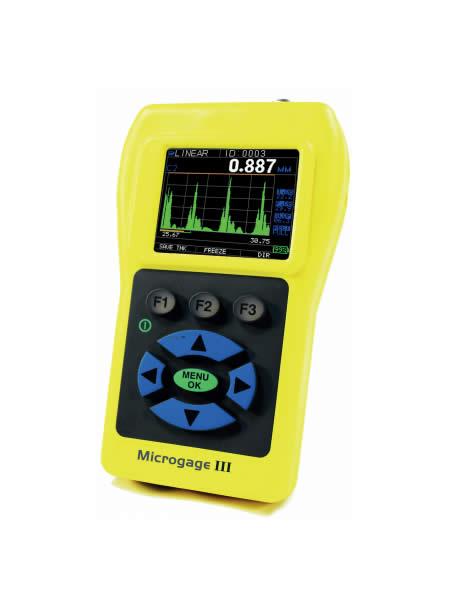 Microgage III - Medidor de Espessura por Ultrassom SONATEST