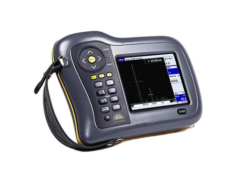 detector de falhas - sitescan-D50 sonatest