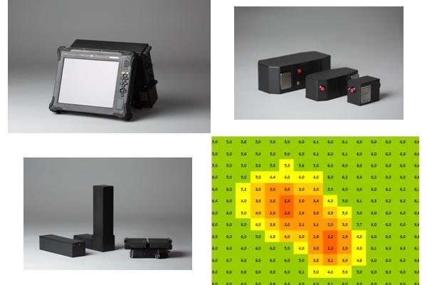 Ultrassom Detector de Falhas Correntes Parasitas Pulsadas Maxwell NDT