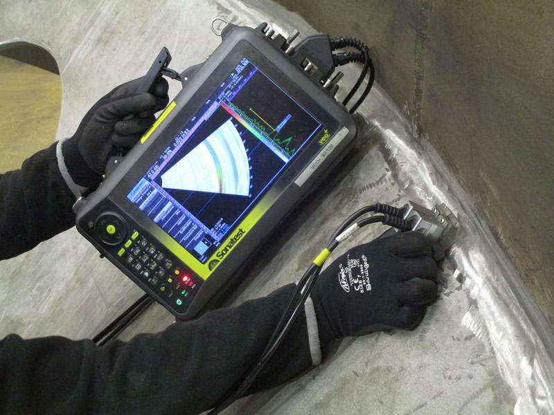 O novo pacote veo+ e as sondas DAAH DLA oferecem excelentes desempenhos accsticos em material de aco inoxidavel 3
