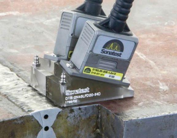 Inspeção Ultrassônica em Aço Inoxidável
