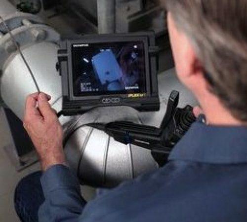Videoscopia industrial - Técnica de Inspeção Visual Remota