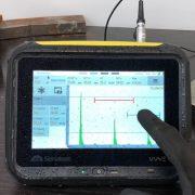 Detector de Falha por Ultrassom - Wave
