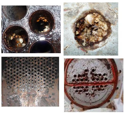 Aplicacao ao Controle de Qualidade de Limpeza de Trocadores de Calor