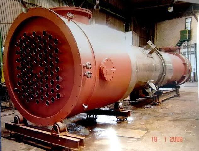 Aplicacao ao Controle de Qualidade de Limpeza de Trocadores de Calor capa