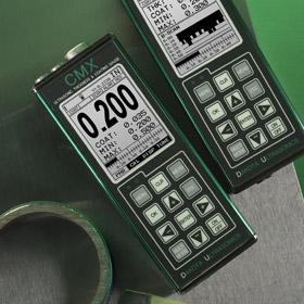 medidor de espessura por ultrassom - CMX - dakota ultrasonics