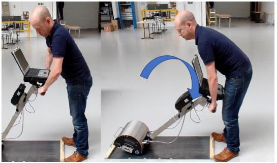 Scanner para Mapeamento de Corrosão em Chapas de Fundo de Tanque de Armazenamento